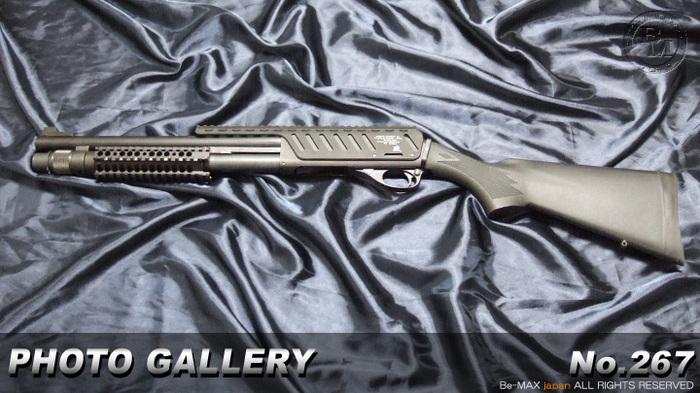 M870 スキャッターガン