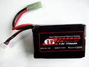 LiPoバッテリー7.4V1750mA