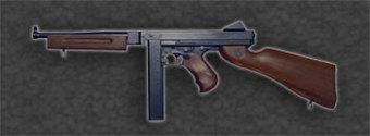 トンプソンM1A1