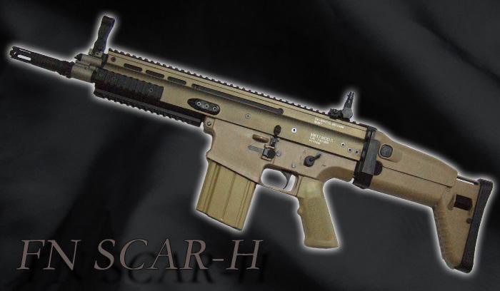 FN SCAR-H(VFC Ver.)