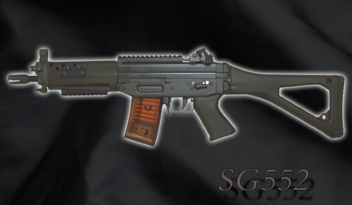 G&G SG552 USED