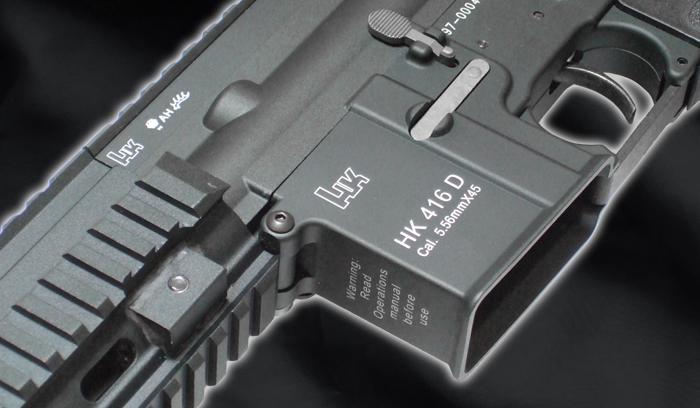 HK416 20inch Sniper