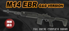 M14 EBR G&G Version