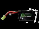 LiPoバッテリー7.4V1800mA