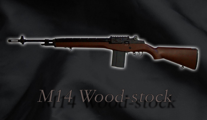 M14 Wood-stock