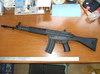 八九式小銃チューニング&採寸作業